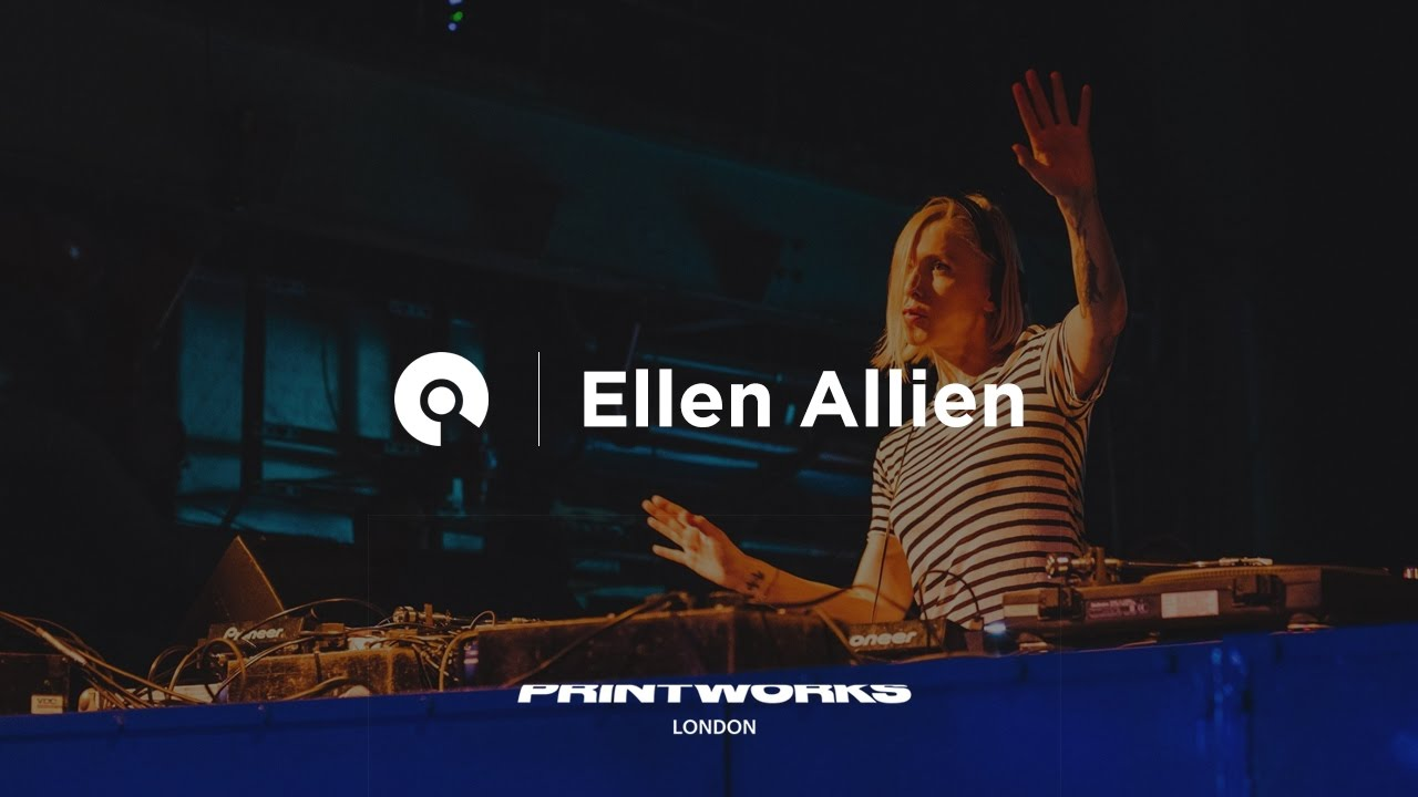 Ellen Allien - Live @ Melt Festival x Printworks London 2017