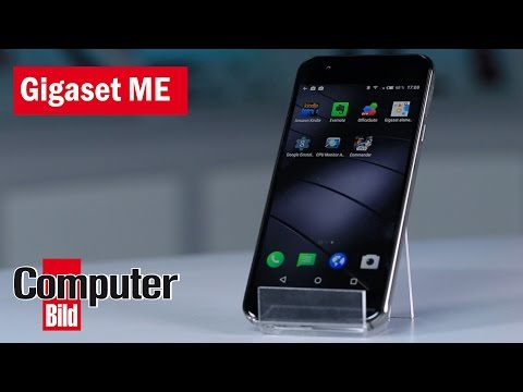 Gigaset ME im Test: Wie gut ist das erste Smartphone der Marke?