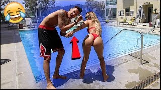 24 Hour Handcuff Challenge With Girlfriend! (HILARIOUS)
