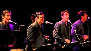 """""""Big Man In Town""""- Performed by the Garden State Guys"""