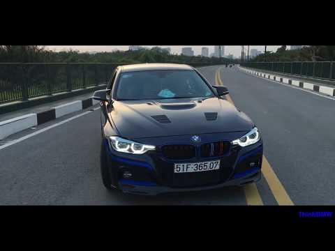 BMW 330i B48 Độ Khủng Tại Sài Gòn | Vorsteiner Wheels | ThinhBMW