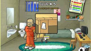 Death Row Game Walkthrough and Ending.