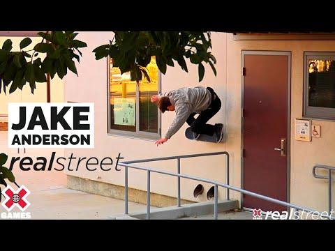 Image for video Jake Anderson: REAL STREET 2021 | World of X Games