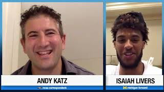 Andy Katz chats with Michigan