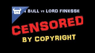 CENSORED BY COPYRIGHT | Dan Bull video removed from YouTube after criticising copyright abuse