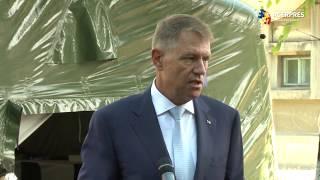 Iohannis: Alegerile locale se pot organiza în septembrie