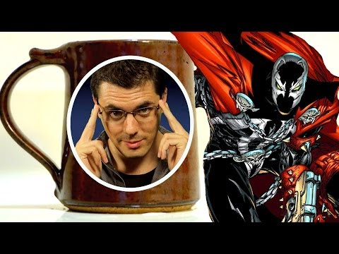 Spawn Movie Reboot w/ Jovenshire - Geek & Tea Ep. 9