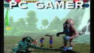 Picture of a game: Primal Rage