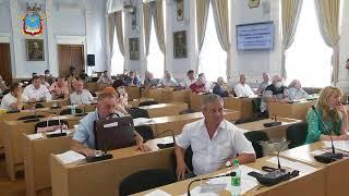Депутаты Николаевского горсовета собрались на сессию решить земельные вопросы. ОНЛАЙН