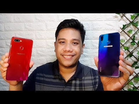 OPPO F9 vs Huawei Nova 3i Camera Test Comparison - Youtube