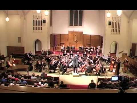 "Kenwood Symphony Orchestra ""Don Juan"" March 26, 2011"