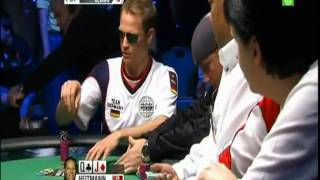 Pokerstars World Cup Of Poker WCP VI 2010 Spanish Parte 05