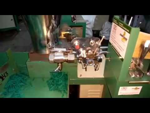 High Speed Incense Stick Making Machine
