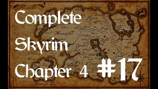Complete Skyrim Ch 4 #17 - The Scarlett - A Buildable Ship (SE)