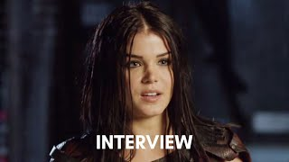 Marie Avgeropoulos - 29/04/18 - The CW (+S5) - VOSTFR