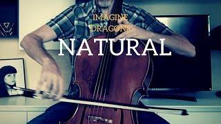 Imagine Dragons - Natural for cello, piano and orchestra (COVER)