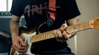 Bold as Love - Jimi Hendrix/John Mayer - By Jamie Harrison (Lesson in Description)