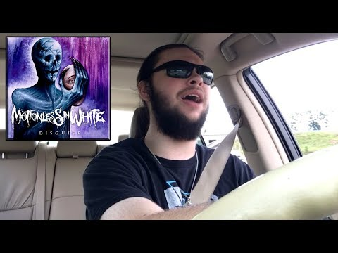 DISGUISE CAR JAM - Motionless In White - Bassist Reacts To New Album 2019 - Dave Scott
