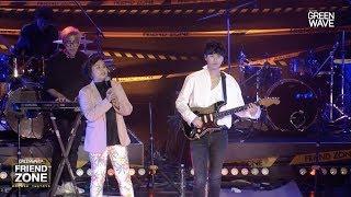 """เจ็บนิดเดียว - Cover Night Live """"Friend Zone"""" Room39 X The Toys [ Official ]"""