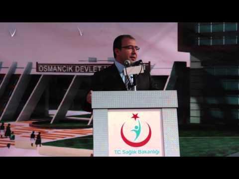 Osmancık Devlet Hastanesinin Açılışı Yapıldı
