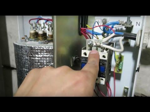 Ремонт электрокотла