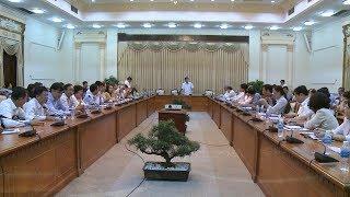 Lãnh đạo TP. Hồ Chí Minh xác nhận quyết tâm lập lại trật tự vỉa hè