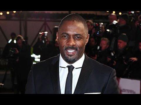 Idris Elba stokes Bond rumours with 007-style tweet