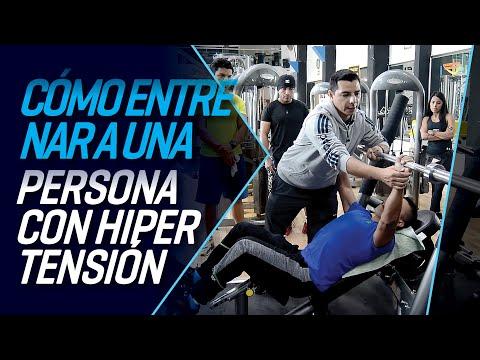 Tratamiento de la hipertensión adrenalina