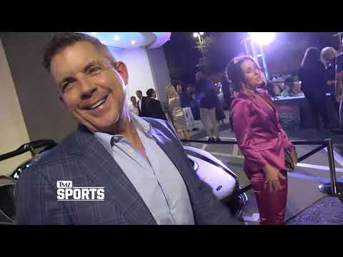 Sean Payton Shuts Down Drew Brees Retirement Rumors, He's Still Ballin'! | TMZ Sports
