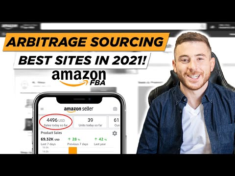 The Most PROFITABLE & BEST Online Arbitrage Sourcing Deal Sites For Amazon FBA (2021)