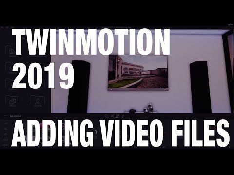Sketchup Visualisation with Twinmotion 2019 - смотреть онлайн на Hah