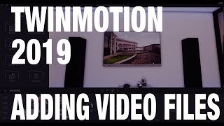 TwinMotion 2019 - Object Instance and Replacements - hmong video