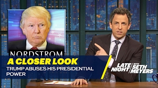 Trump Abuses His Presidential Power: A Closer Look