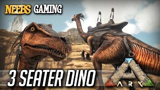 Gambar cover Ark: Survival Evolved - 3 Seater Dino