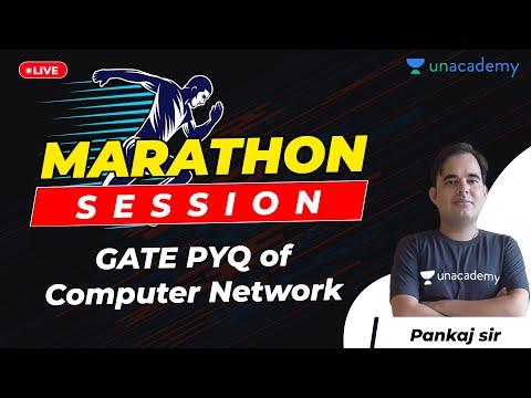 GATE PYQ of Computer Network   GATE 2021 CSE Exam