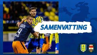 RKC onderuit tegen Willem II | Samenvatting RKC Waalwijk - Willem II (21/22)