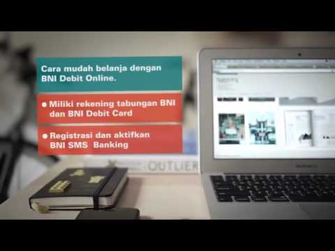 Cara Verifikasi Paypal Menggunakan BNI Debit Online
