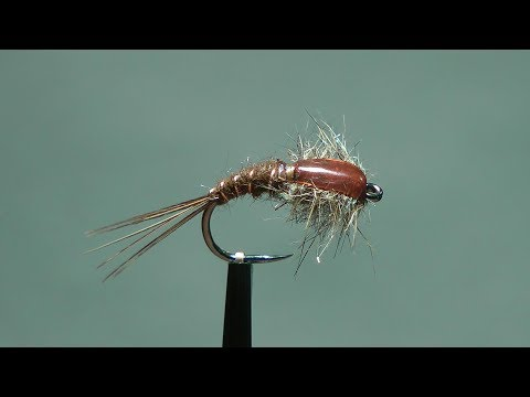 Another early season essential - The March Brown Nymph