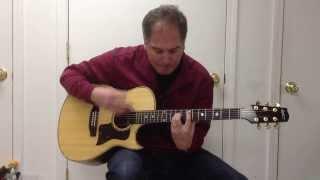 Dive Steven Curtis Chapman Acoustic Guitar