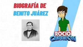 Biografía De Benito Juárez Para Niños