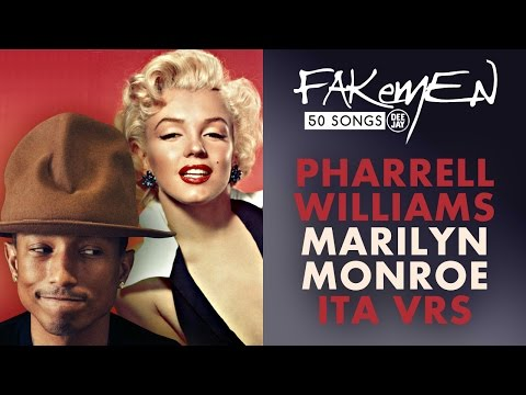 Pharrell Williams - MARILYN MONROE // Cantata in italiano