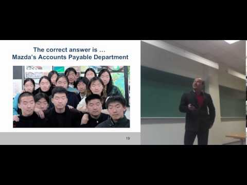 Business Process Management Course - Lecture 1: Introduction to ...