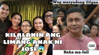 WOW! Sila pala ang LIMANG ANAK ni Jose Manalo | KILALANIN NATIN!