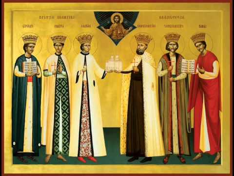 Paraclisul Sf. Martiri Brâncoveni