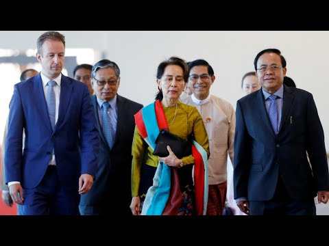 Myanmar's Suu Kyi faces Rohingya genocide allegations at UN court