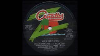 "Was Not Was-Wheel Me Out (Classic 12"" Version)"