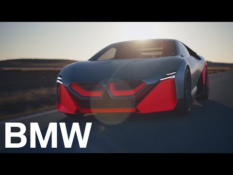 BMW Vision M NEXT – Focus Logic