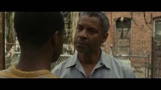 BARRIERE Di Denzel Washington  Teaser Trailer Italiano