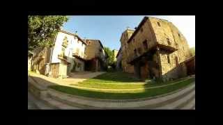 preview picture of video 'Vallfogona del Ripolles'