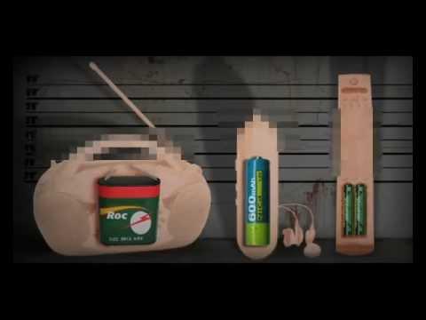 Le recyclage des piles : la main dans le sac